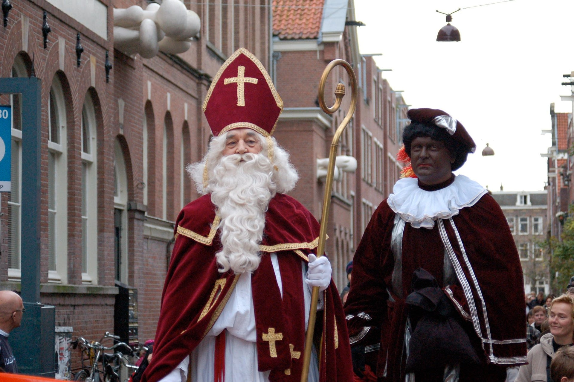 Sinterklaas, your favorite new Dutch holiday